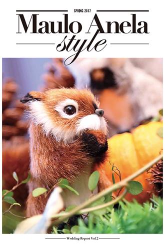 Maulo Anela StyleWedding Report Vol.02