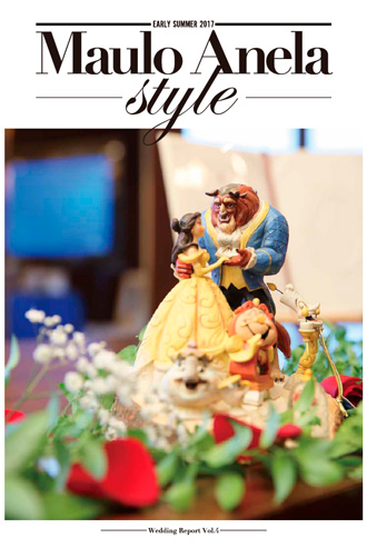 Maulo Anela StyleWedding Report Vol.04