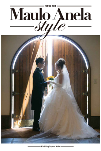 Maulo Anela StyleWedding Report Vol.06