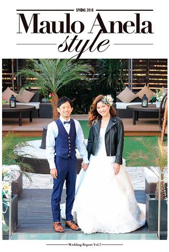 Maulo Anela StyleWedding Report Vol.07